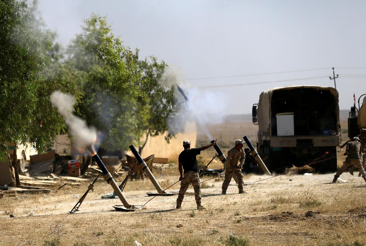 Iraqi Forces Face Tough Resistance From Is In Final Tal Afar