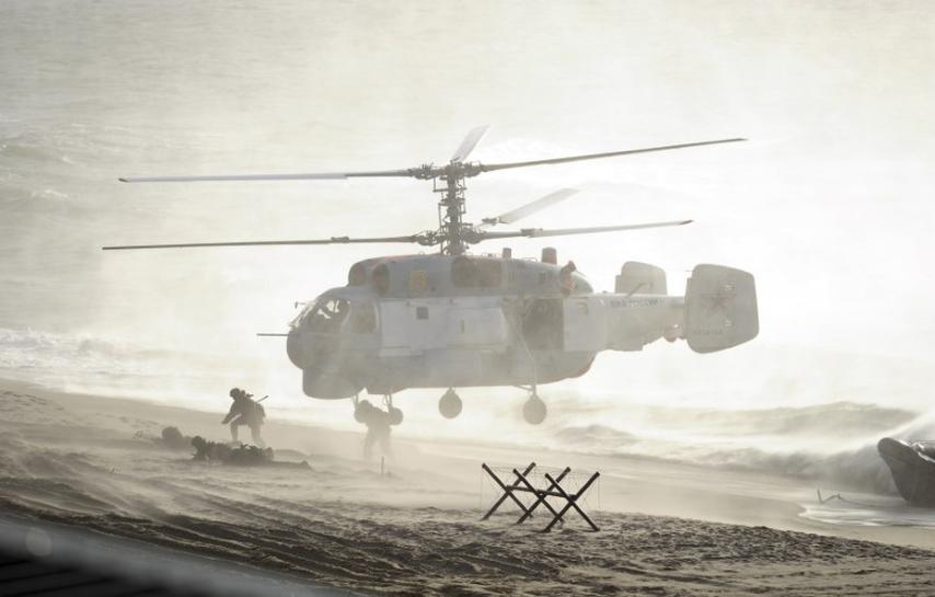 Russia rejects allegations it will use war games to launch an invasion