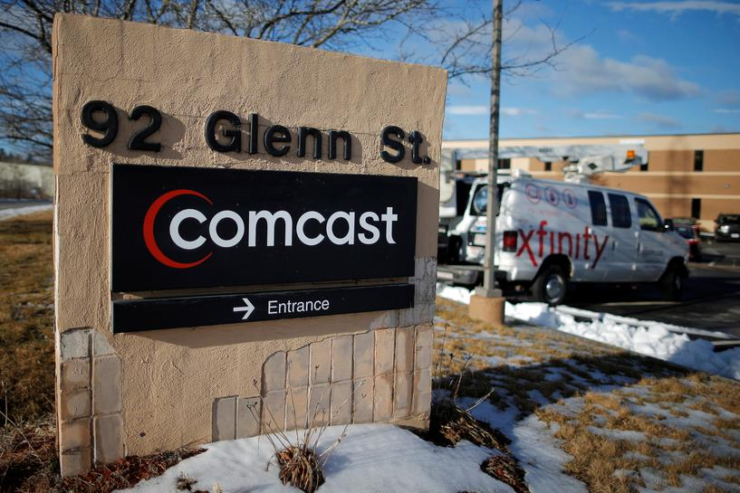 Comcast builds out 'smart home' strategy as cable shrinks - Reuters