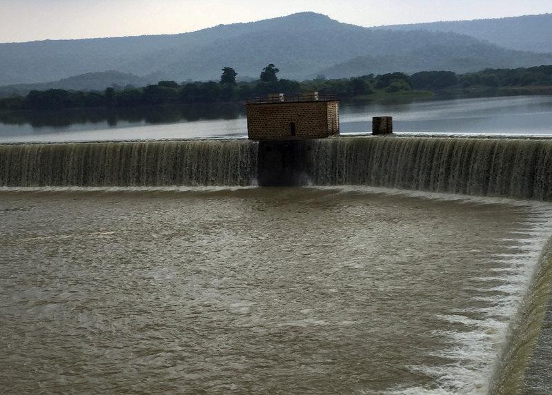 Modi's $87 billion river-linking gamble set to take off as