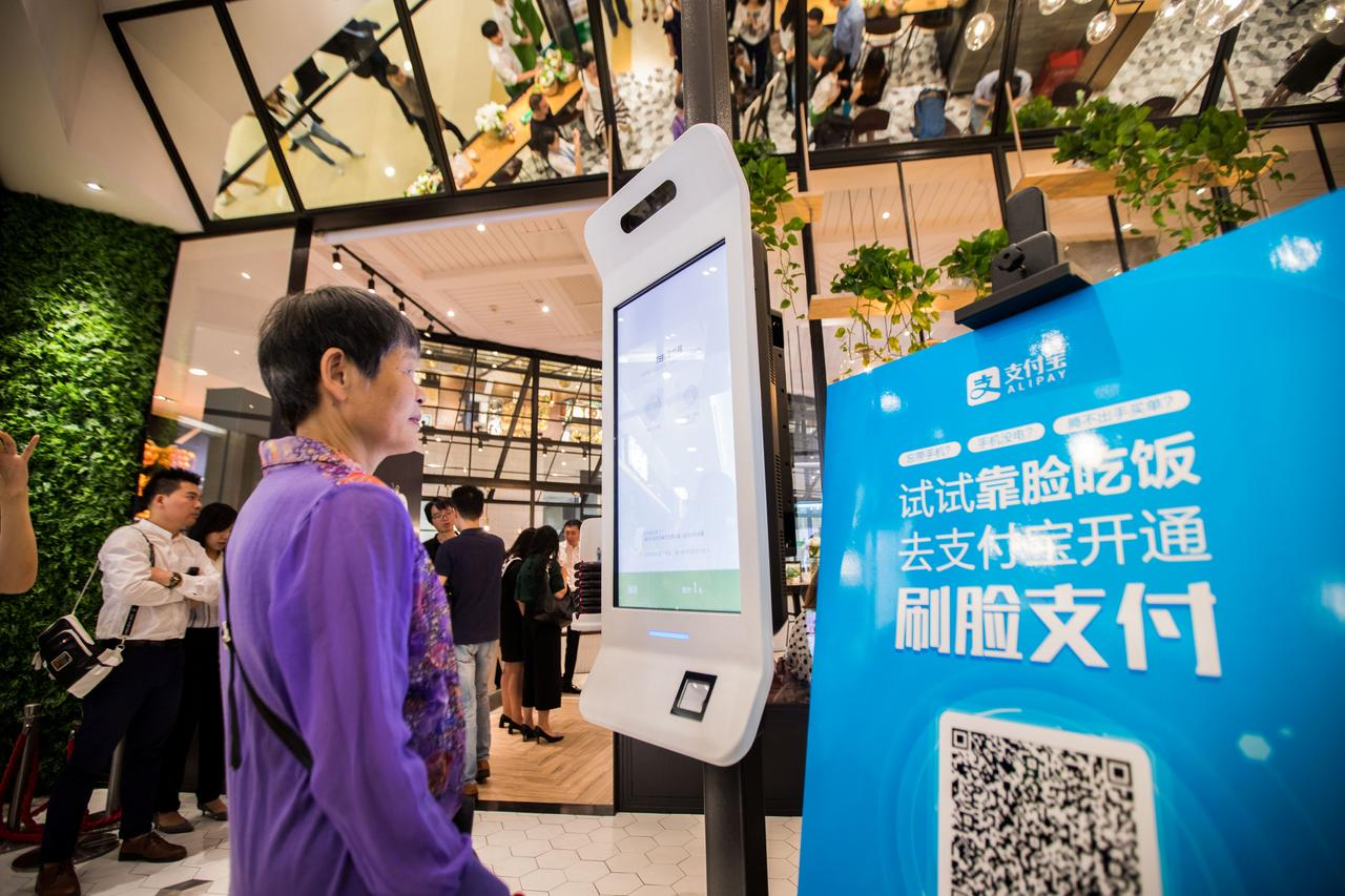 Just smile: In KFC China store, diners have new way to pay - Reuters