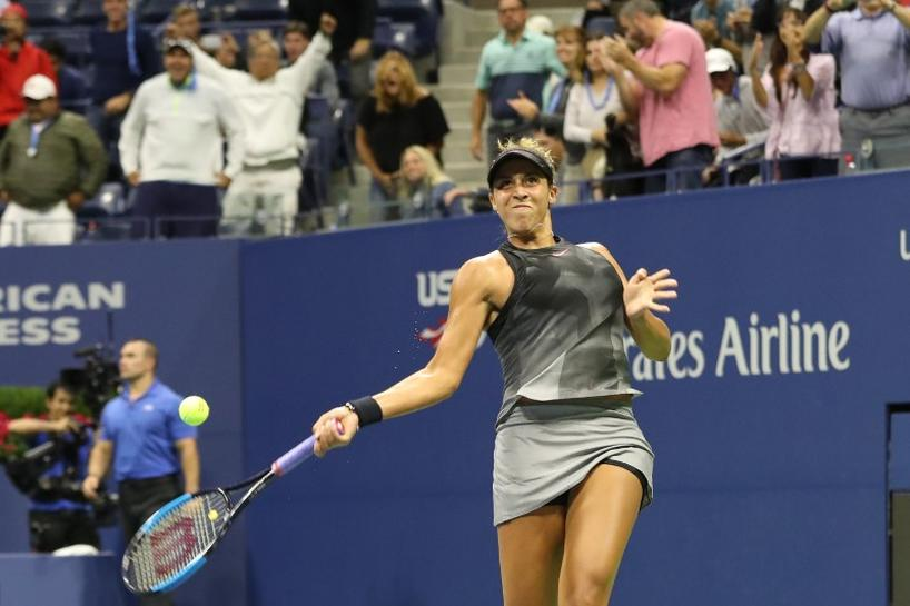 News image for Tennis - Keys joins American march into U.S. Open fourth round in Finance