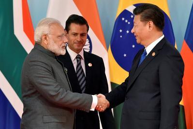 Modi at BRICS Summit