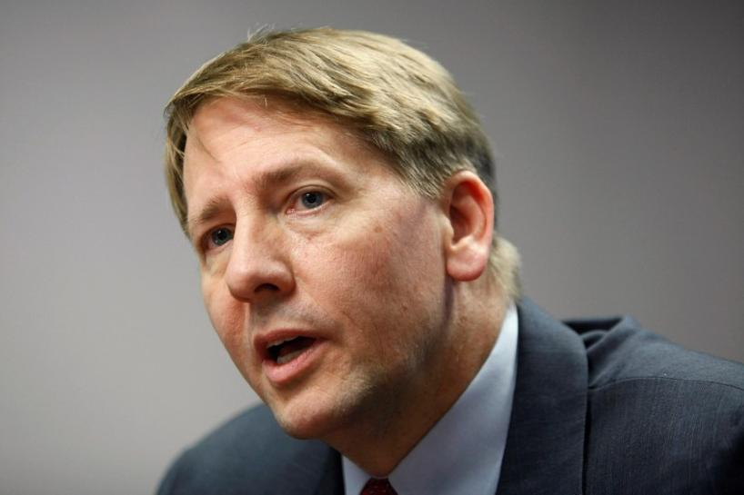 photo image With or without Democratic director, U.S. consumer watchdog to be weakened