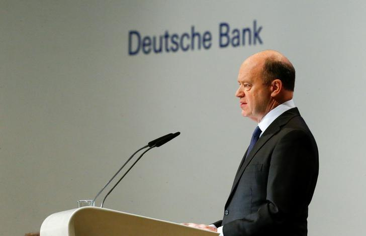 Deutsche Bank CEO faces board grilling on turnaround ...
