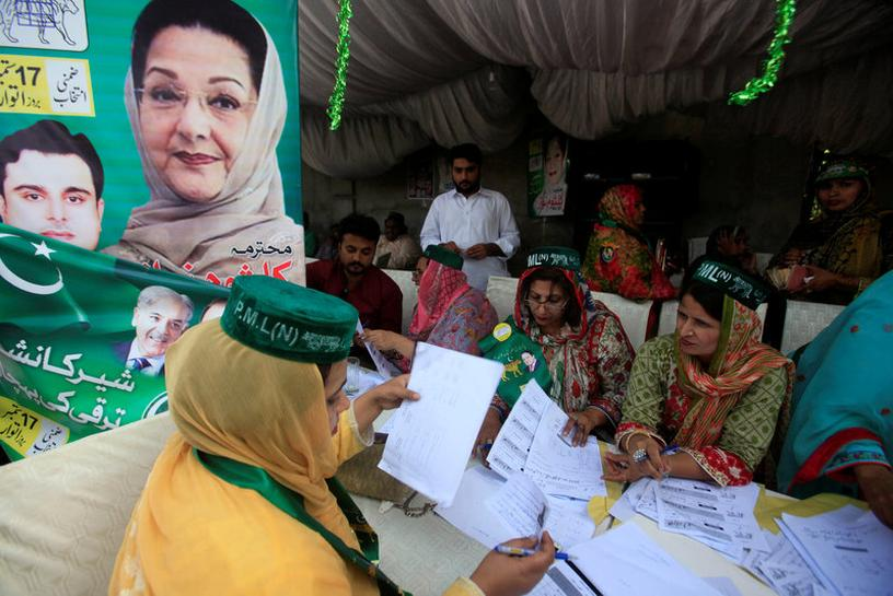 Despite by-election loss, Pakistan opposition claims momentum for 2018