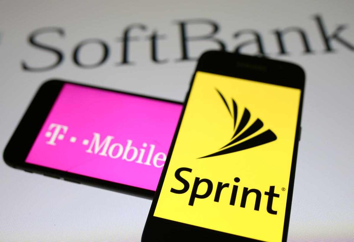 T-Mobile U.S. explores takeover of Sprint: source