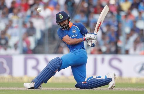 India v Australia second ODI