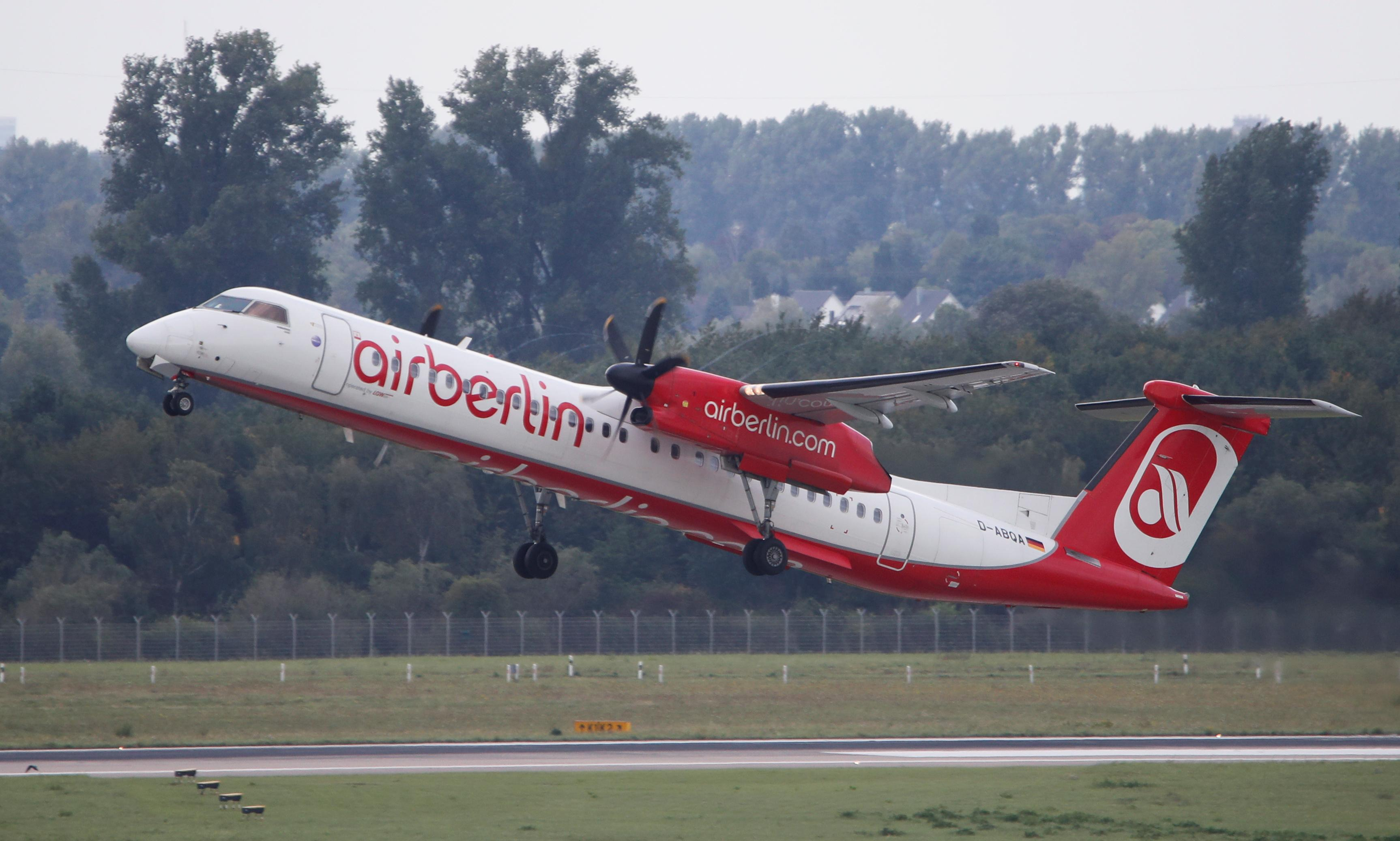 Air Berlin To Hold Carve Up Talks With Lufthansa Easyjet Reuters