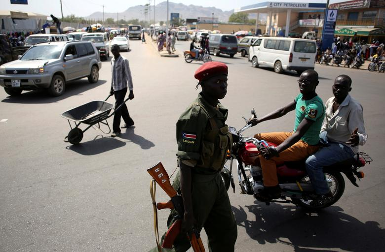 Facing crime wave, residents in South Sudan capital pay