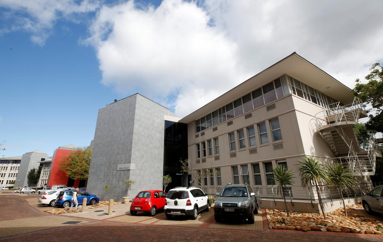 Image result for Buildings housing the Varsity College, owned by Johannesburg-listed ADvTECH Group, are seen in Rondebosch, Cape Town, South Africa, September 22, 2017. Picture taken September 22, 2017. REUTERS/Mike Hutchings