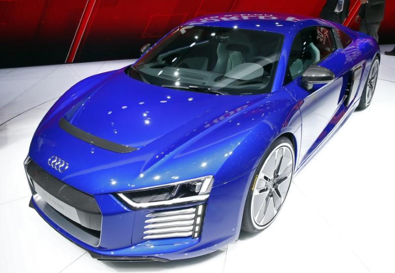 Audi Electric Cars To Be Built Around The World - Audi electric cars
