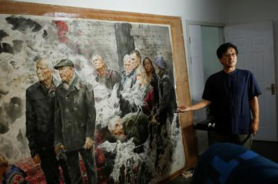 The art of North Korea