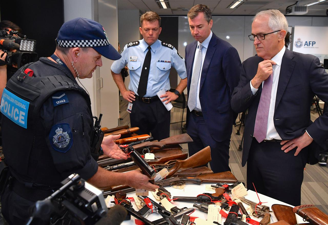 Image result for Australians surrender more than 51,000 illegal guns