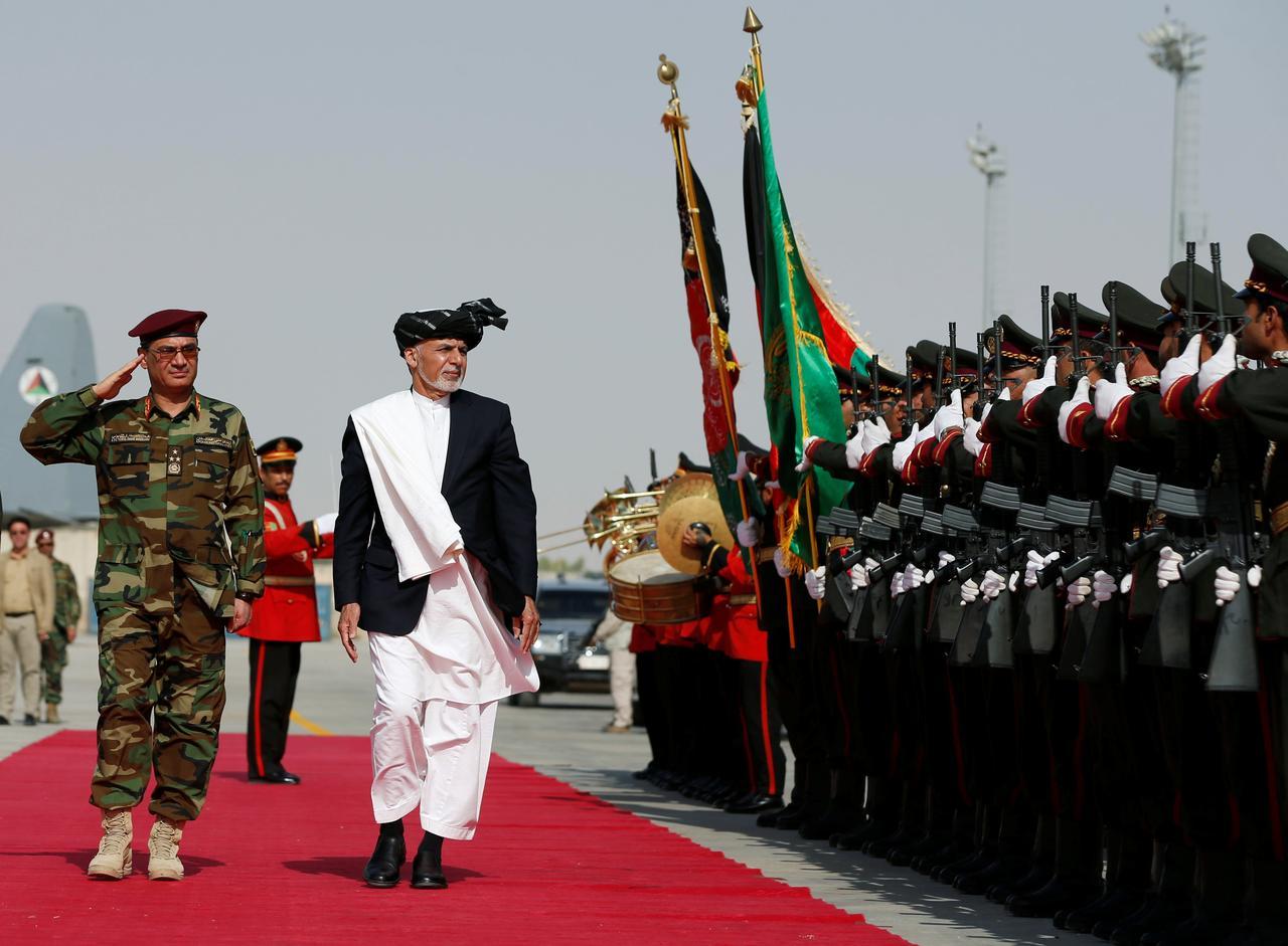Afghanistan election plans face political, technical test