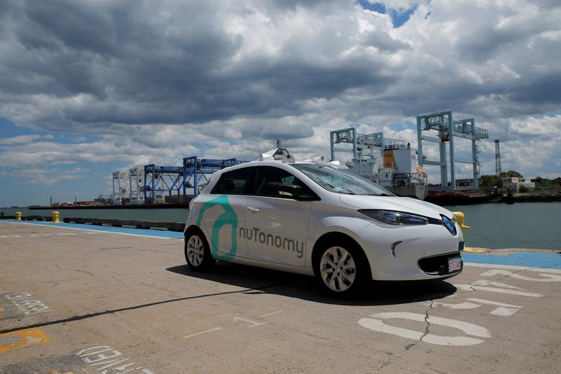 WASHINGTON (Reuters) - California regulators on Wednesday unveiled revised  rules that would allow self-driving cars to travel the state s highways  without ... b10af4d56e
