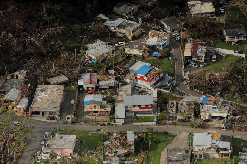 Trump Warns Storm-Ravaged Puerto Rico That Aid Won't Last 'Forever'