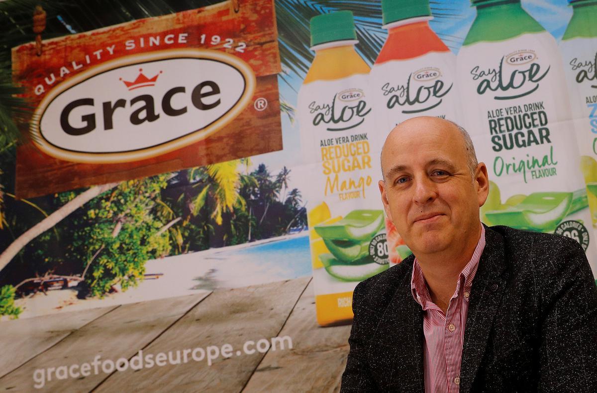 Grace Foods Uk Welwyn Garden City