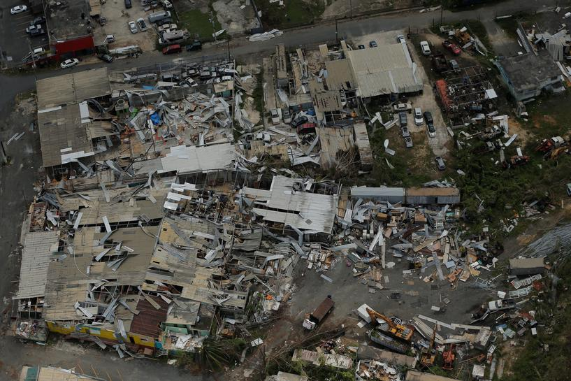 How to rebuild Puerto Rico: Rubio asks Trump for expert panel