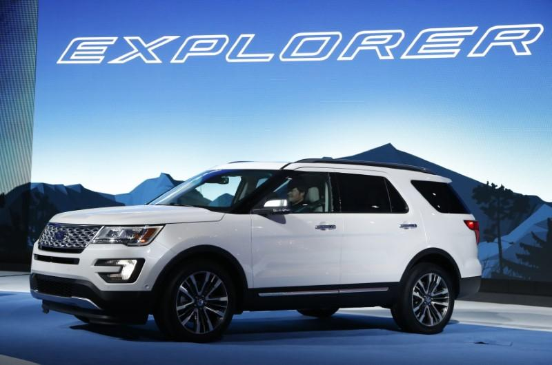 Ford Explorer Exhaust Leak >> Ford Offers Repairs To Prevent Exhaust Leaks In 1 4 Million