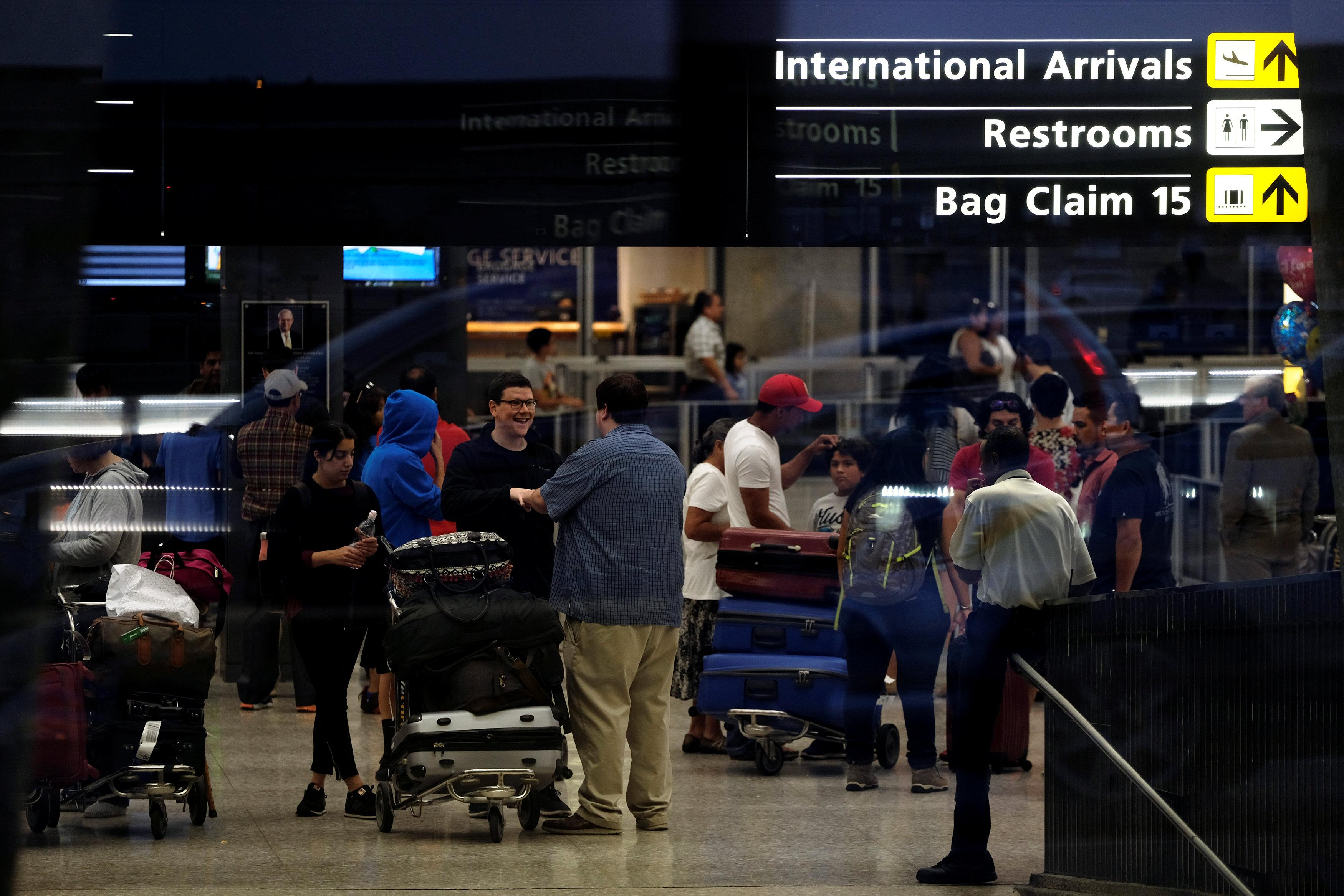U S  judge questions government on Trump's latest travel ban