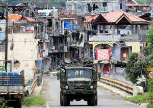 Battle for besieged Philippine city nears end