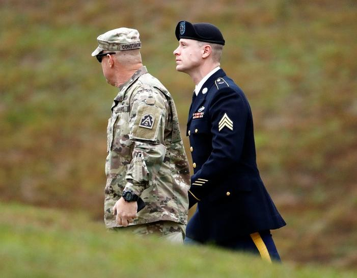 US Army deserter Bergdahl faces life in prison as sentencing hearing opens
