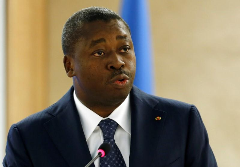 Image result for Gambian foreign minister Ousainou Darboe urges Togo president Faure Gnassingbe to resign