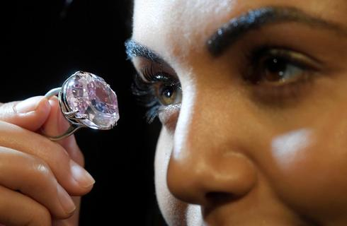 World's largest pink diamond expected to fetch up to $30 million at auction