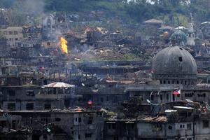 Battle for besieged Philippine city ends