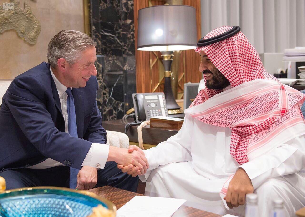 Saudi Arabia seeks new economy with $500 billion business zone with