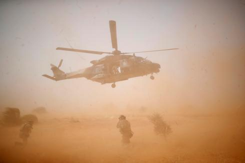 French forces fight insurgency in Mali