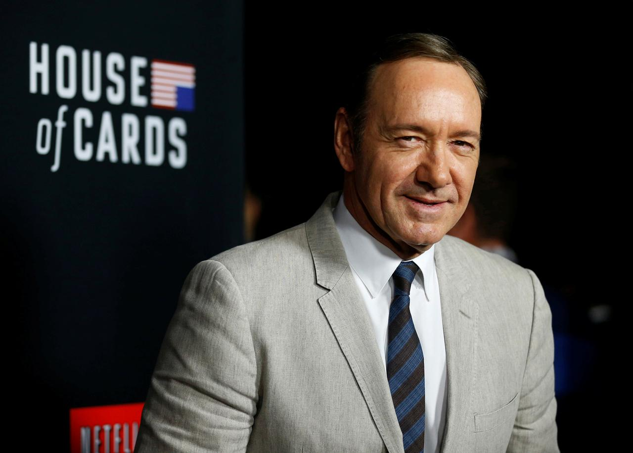 Dutch bank cancels actor spacey appearance at business conference file photo cast member kevin spacey poses at the premiere for the second season of the television series house of cards at the directors guild of america magicingreecefo Choice Image
