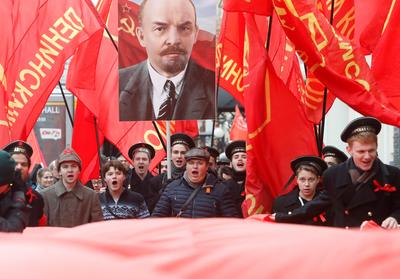 100 years since Russian Revolution