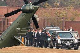 Fog forces Trump to cancel secret trip to DMZ