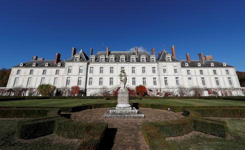 Labor of love French chateau for sale