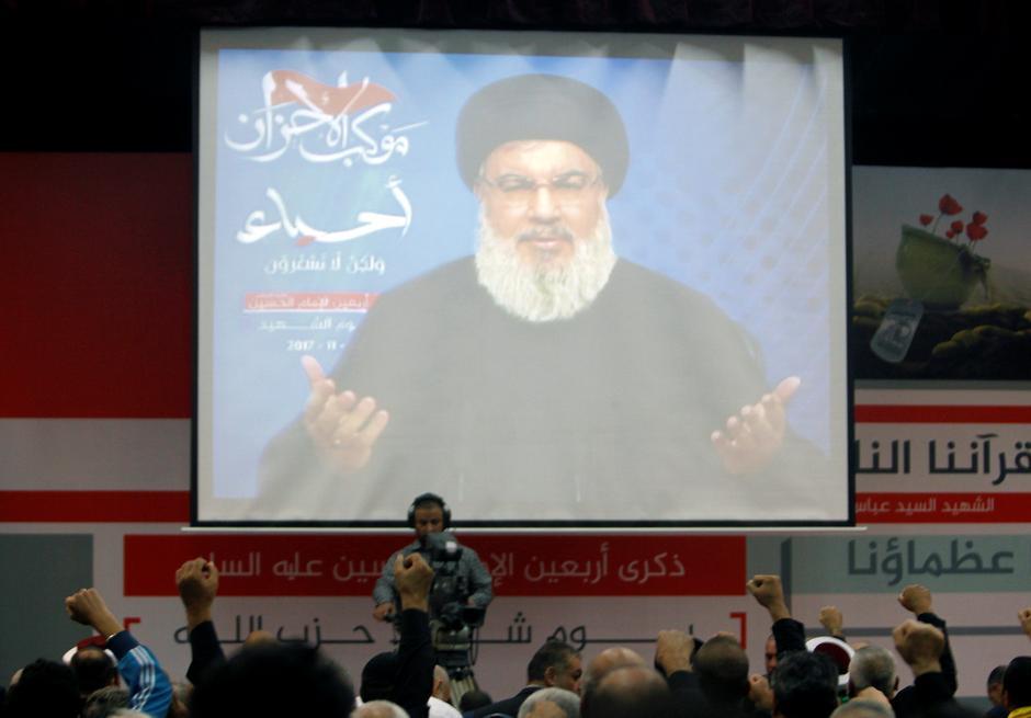 Hasil gambar untuk Saudi Arabia says Lebanon declares war, deepening crisis