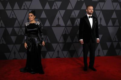 Governors Awards red carpet