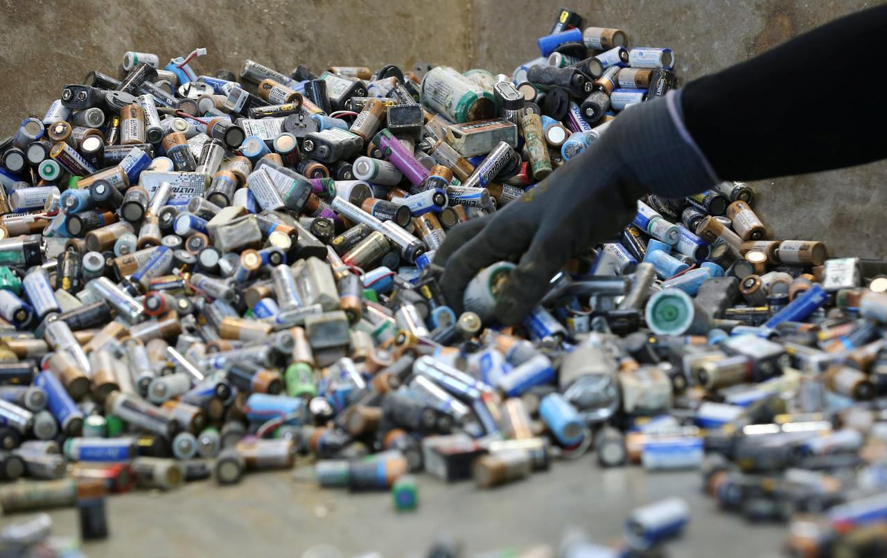 Metal Recyclers Prepare For Electric Car Revolution