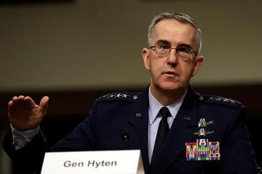大統領からの違法な核攻撃命令は拒否する=米戦略軍司令官
