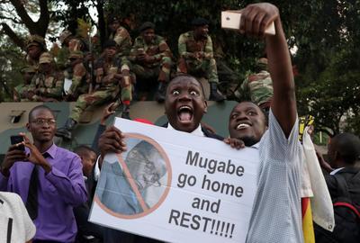 Zimbabwe celebrates