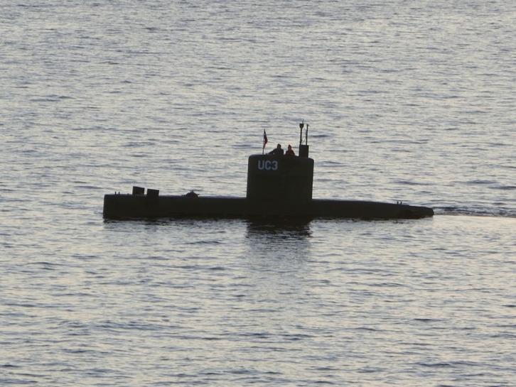 Police find similarities in body parts found Copenhagen waters