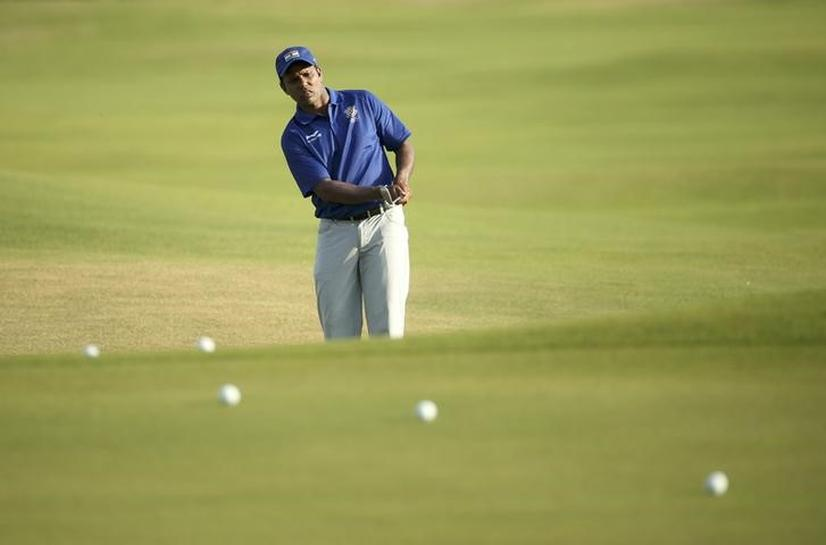 Golf: Chawrasia extends lead in Hong Kong