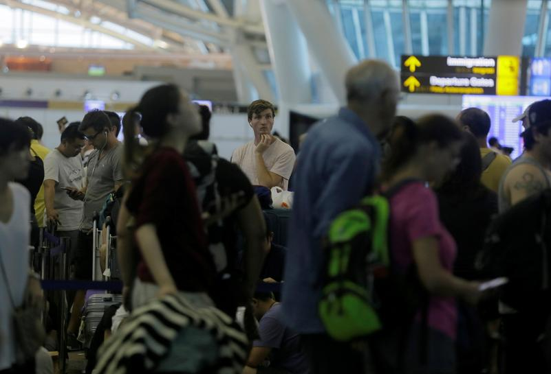 Indonesia reopens Bali airport as wind clears volcanic ash