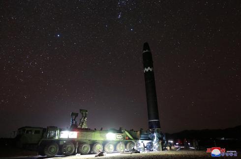 North Korea's latest missile test