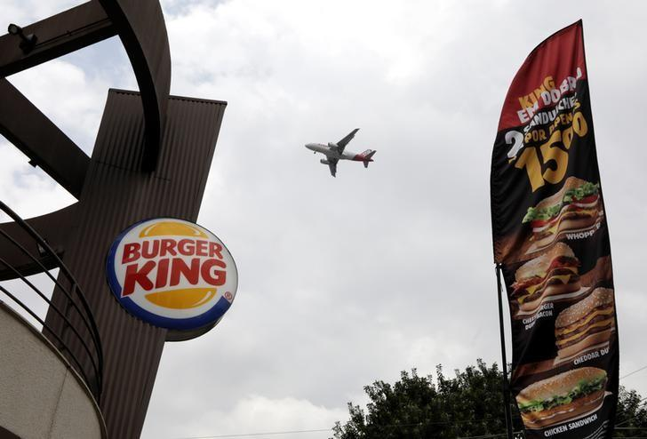 Brazil Burger King Operator May Price Ipo Near Top Of Range Sources
