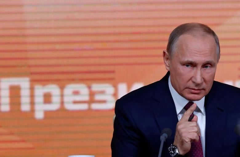 Putin Says Confident Russia To Be Ready To Host 2018 World Cup Reuters Com