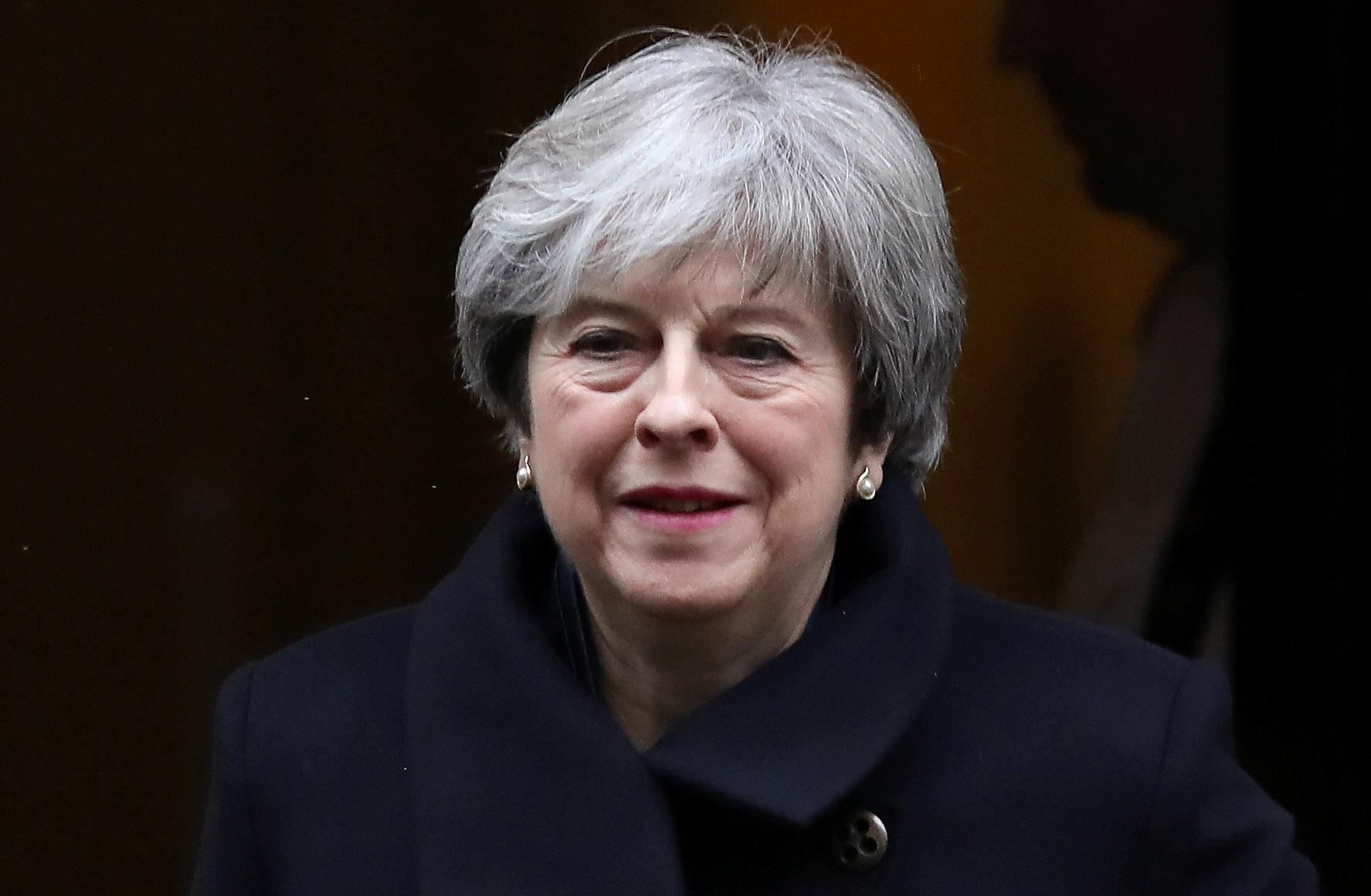 PM May says EU clear UK can have bespoke trade deal