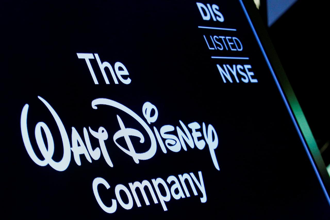 Disney backs foxs request for more data protection in antitrust trial a screen shows the logo and a ticker symbol for the walt disney company on the floor of the new york stock exchange nyse in new york us december 14 buycottarizona