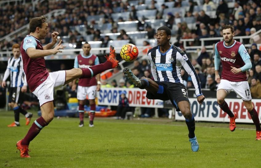 Newcastle United FC Strick-Beanie